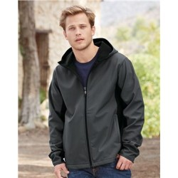 Antero Hooded Soft Shell Jacket