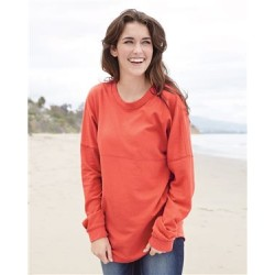 Women's Athena French Terry Dolman Sleeve Sweatshirt