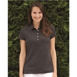 Women's Heather Jersey Sport Shirt