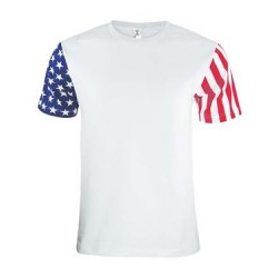 Adult Stars & Stripes Tee