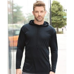 B-Core Hooded Long Sleeve T-Shirt