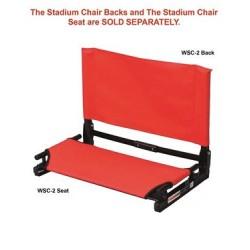 Folding Stadium Seat Wide Chair Seat