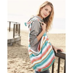 Pro-Weave Striped Slouch Bag