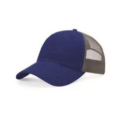 Garment Washed Trucker Cap