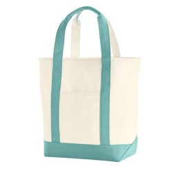 Garment-Dyed Heavy Canvas Tote