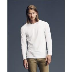 Long Sleeve Lightweight Long and Lean Raglan T-Shirt