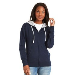 French Terry Zip Hoodie