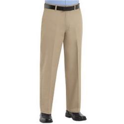 Plain Front Cotton Pant Odd Sizes