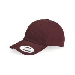 Peached Twill Dad's Cap