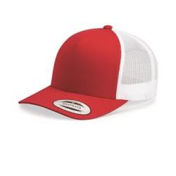 Retro Snapback Trucker Cap