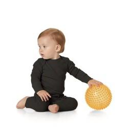 Infant Long Legged Baby Rib Bodysuit