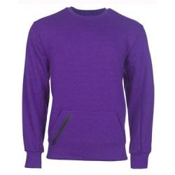Cotton Rich Crewneck Sweatshirt