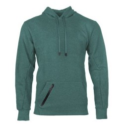 Cotton Rich Hooded Pullover Sweatshirt