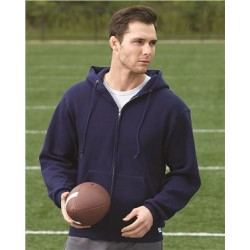 Dri Power® Hooded Full-Zip Sweatshirt