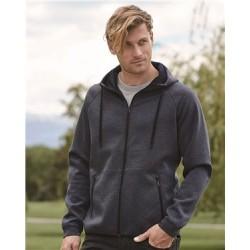 HeatLast™ Fleece Tech Full-Zip Hooded Sweatshirt