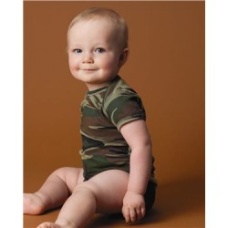 Infant Camouflage Creeper