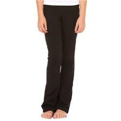 Girls' Cotton Spandex Dance Pants