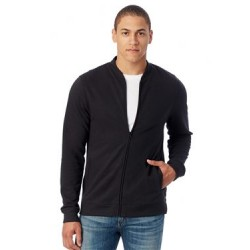 Bomber Vintage French Terry Bomber Jacket