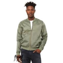 FWD Fashion Unisex Lightweight Bomber Jacket