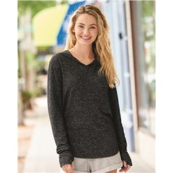 Cozy Fleece Women's Hooded Pullover