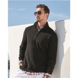 Bill Quarter-Zip Pullover Sweatshirt