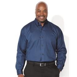 Long Sleeve Twill Shirt Tall Sizes