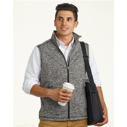 Comic Fleece Vest