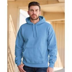 Garment Dyed Hooded Sweatshirt