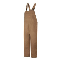 Duck Unlined Bib Overall - EXCEL FR® ComforTouch Long Sizes