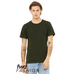FWD Fashion Split Hem Tee