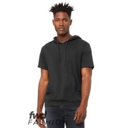 FWD Fashion Jersey Short Sleeve Hoodie