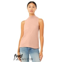 FWD Fashion Women's Mock Neck Tank