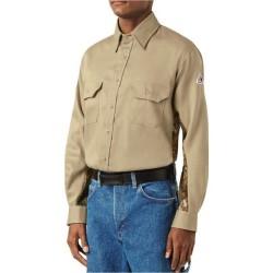 Camo Uniform Shirt - EXCEL FR® ComforTouch® - 6 oz. - Long Sizes