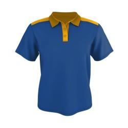 Colorblock Gameday Basic Sport Shirt