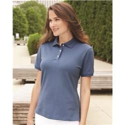 Women's Classic Silkwash Pique Sport Shirt