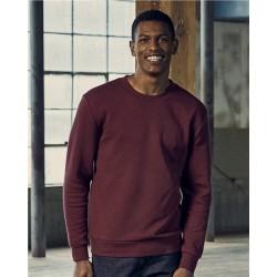 Eco-Cozy Fleece Sweatshirt