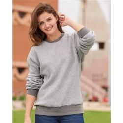 Flip Side Fleece Crewneck Pullover
