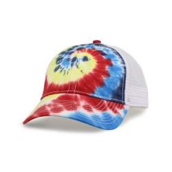 Lido Tie-Dyed Trucker Cap