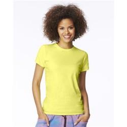 Garment-Dyed Women's Lightweight T-Shirt
