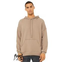 FWD Fashion Unisex Raw Seam Hoodie