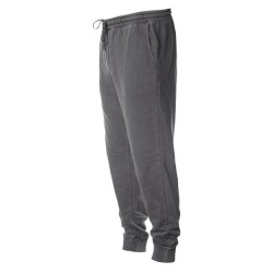 Pigment-Dyed Fleece Pants