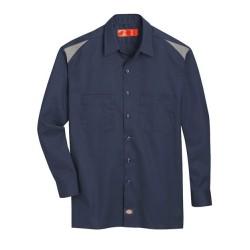 Long Sleeve Performance Team Shirt - Long Sizes